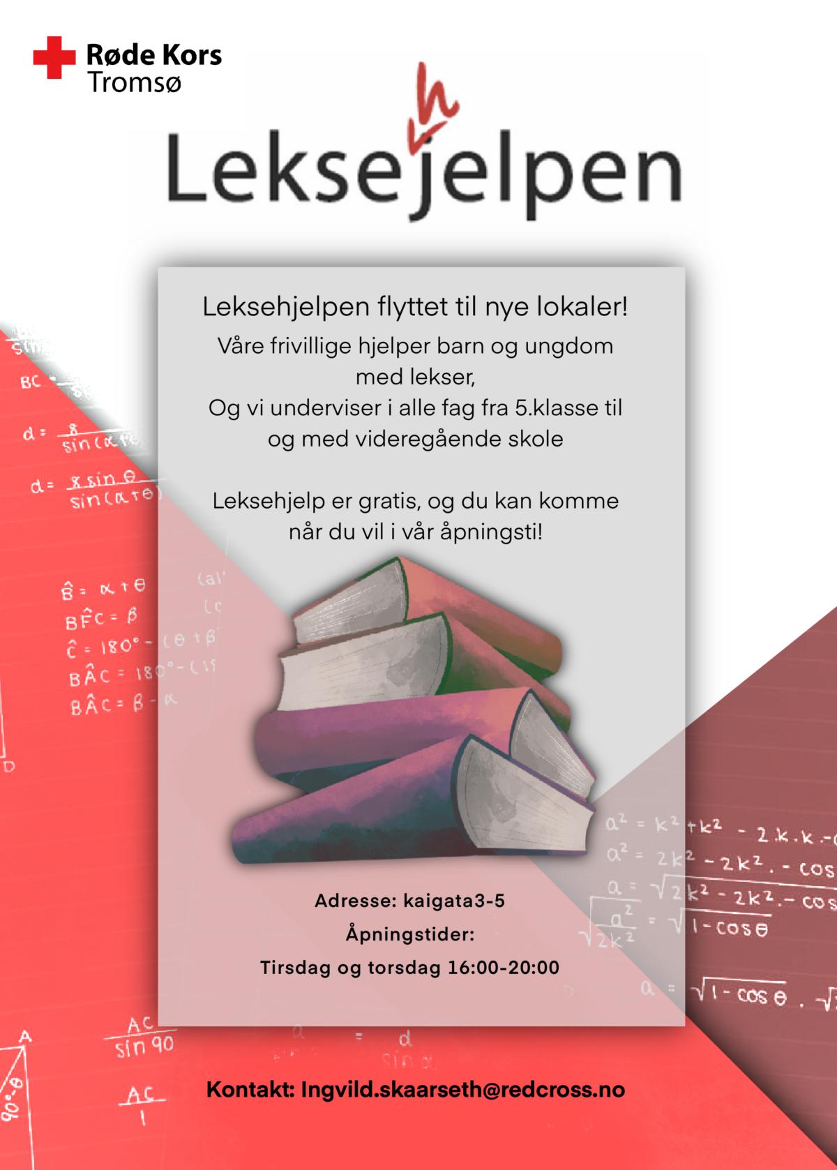 Plakat Leksehjelp 13 04 2021